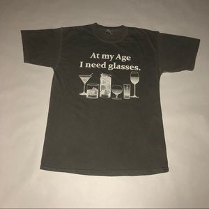 Alcohol shirt